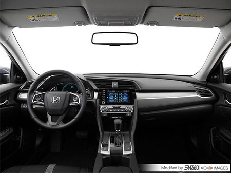 Honda Civic Sedan LX 2019 - photo 3