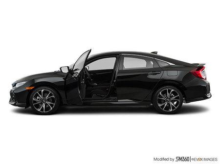 Honda Civic Sedan Si 2019 - photo 1