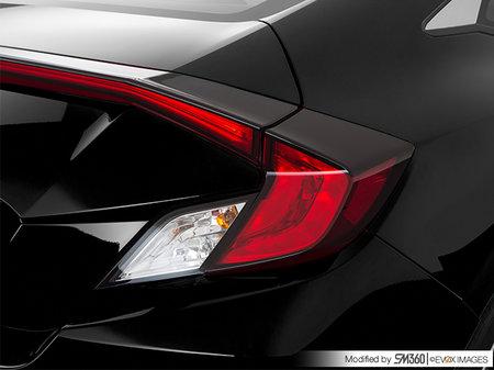 Honda Civic Coupe LX 2019 - photo 4