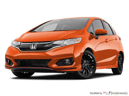 Honda Fit SPORT 2019 - photo 4