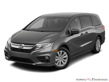 Honda Odyssey LX 2019 - photo 4