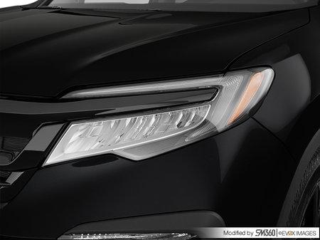 Honda Pilot BLACK EDITION 2019 - photo 4