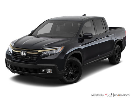Honda Ridgeline BLACK EDITION 2019 - photo 2
