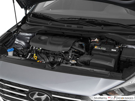 Hyundai Accent Sedan Preferred  2019 - photo 4