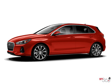 Hyundai Elantra GT Luxury 2019 - photo 2