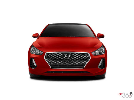 Hyundai Elantra GT Luxury 2019 - photo 4