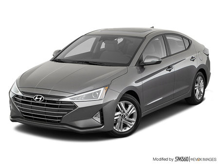 Hyundai Elantra PREFERRED WITH S&S 2019 - photo 2