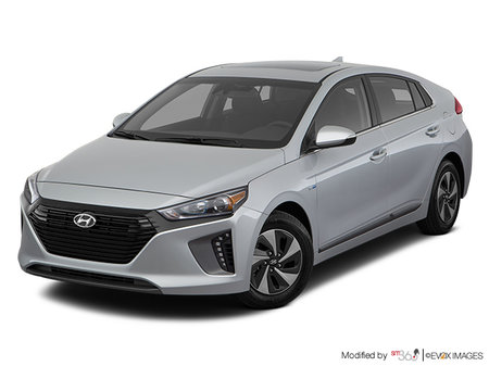 Hyundai Ioniq Hybrid Preferred 2019 - photo 1