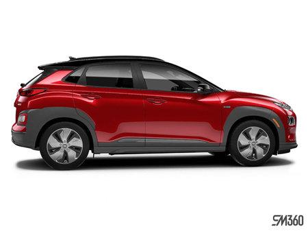 Hyundai KONA Electric PREFERRED Two-Tone 2019 - photo 4