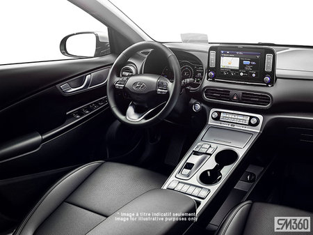 Hyundai KONA électrique PREFERRED Bicolore 2019 - photo 3