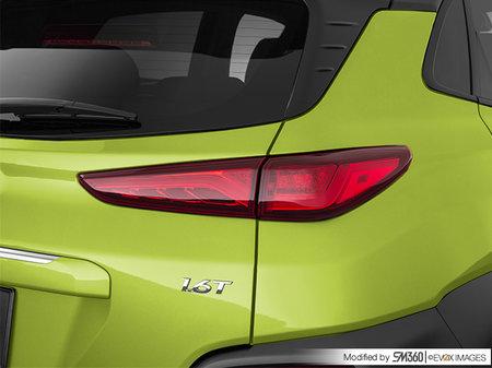 Hyundai Kona ULTIMATE Black with Lime Trim 2019 - photo 3