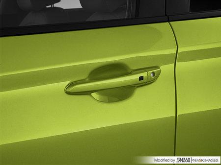 Hyundai Kona ULTIMATE Black with Lime Trim 2019 - photo 4
