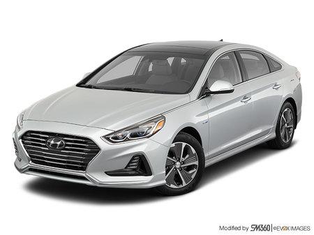 Hyundai Sonata Hybrid Luxury 2019 - photo 1