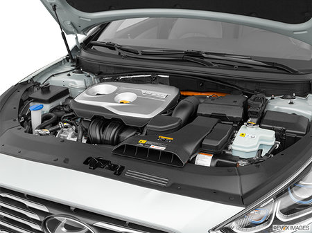 Hyundai Sonata Hybrid Luxury 2019 - photo 3