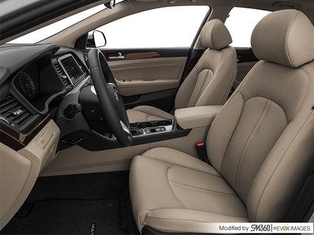 Hyundai Sonata Hybrid Luxury 2019 - photo 4
