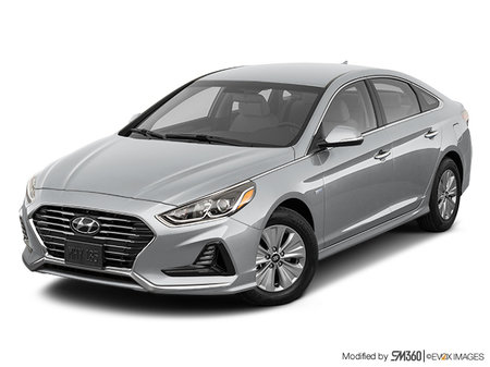Hyundai Sonata Hybride Preferred 2019 - photo 2