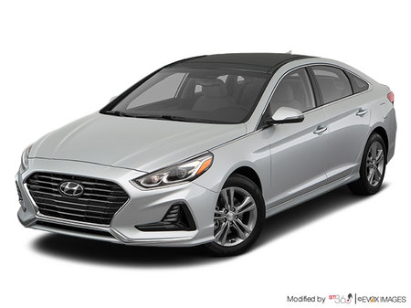 Hyundai Sonata Luxury 2019 - photo 1