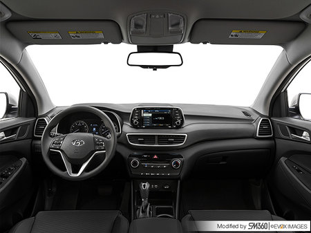 Hyundai Tucson 2.0L Essential 2019 - photo 4