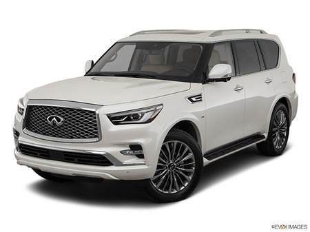 INFINITI QX80 LUXE AWD 7 PASSENGER 2019 - photo 2