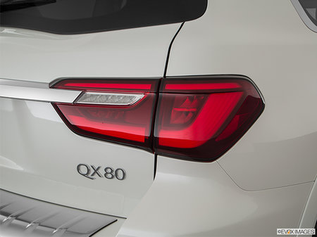 INFINITI QX80 LUXE AWD 8 PASSENGER 2019 - photo 9