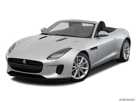 Jaguar F-Type Décapotable BASE F-TYPE 2019 - photo 3