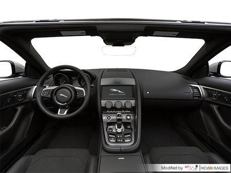 Jaguar F-Type Décapotable BASE F-TYPE 2019 - photo 5
