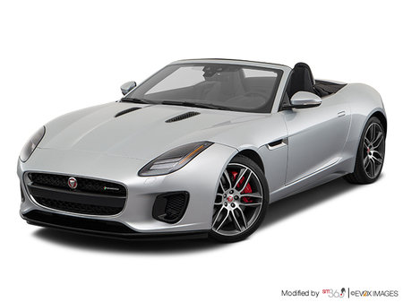 Jaguar F-Type Convertible R-DYNAMIC 2019 - photo 3