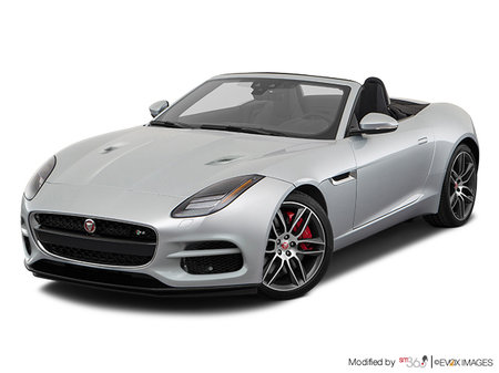 Jaguar F-Type Convertible R 2019 - photo 2