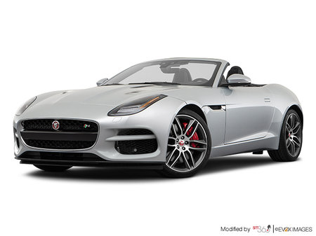 Jaguar F-Type Convertible R 2019 - photo 6