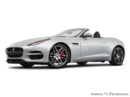 Jaguar F-Type Convertible R 2019 - photo 7