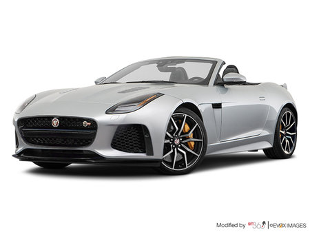 Jaguar F-Type Convertible SVR AWD 2019 - photo 7