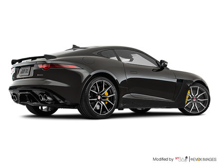 Jaguar F-Type SVR 2019 - photo 6