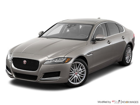 Jaguar XF PORTFOLIO 2019 - photo 1