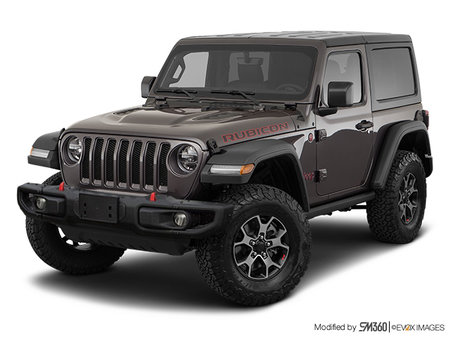 Jeep Wrangler RUBICON 2019 - photo 1