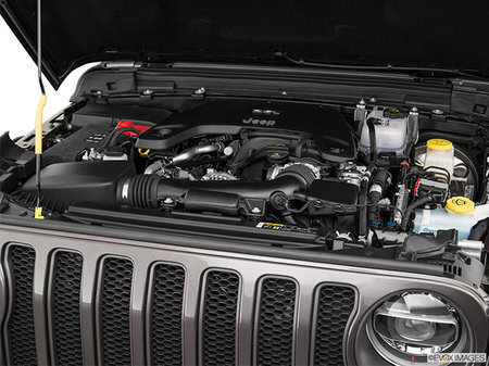 Jeep Wrangler RUBICON 2019 - photo 3
