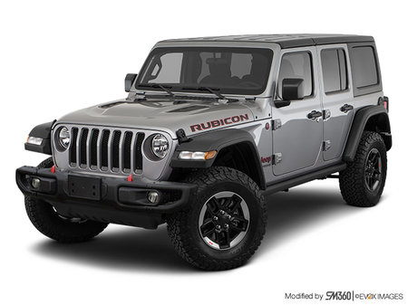 Jeep Wrangler UNLIMITED RUBICON 2019 - photo 1