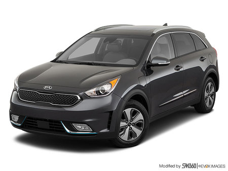 Kia Niro PHEV EX Premium 2019 - photo 2