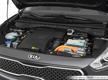 Kia Niro PHEV EX Premium 2019 - photo 4