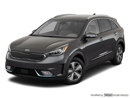 Kia Niro PHEV SX  2019 - photo 2