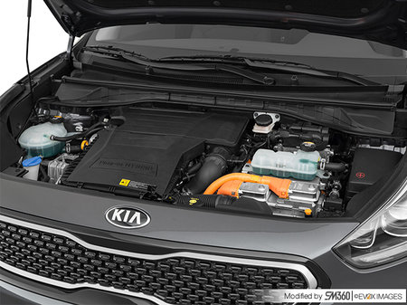 Kia Niro PHEV SX  2019 - photo 4
