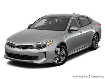 Kia Optima Hybrid EX PREMIUM 2019 - photo 2