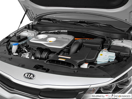 Kia Optima Hybrid EX PREMIUM 2019 - photo 4