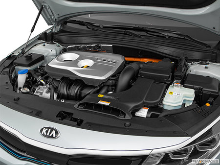 Kia Optima PHEV EX 2019 - photo 4