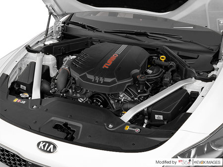 Kia Stinger GT  2019 - photo 4