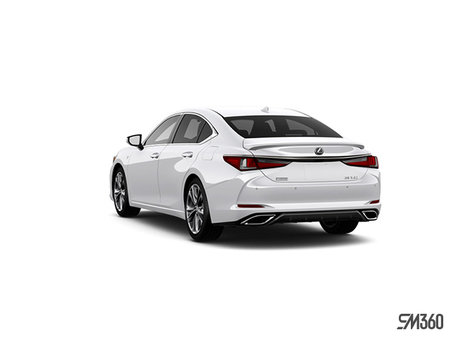 Lexus ES 350 Premium F SPORT 2019 - photo 1