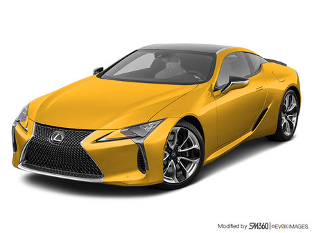 Lexus LC 500 Inspiration Series 2019 - photo 1