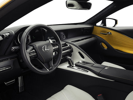 Lexus LC 500 Inspiration Series 2019 - photo 2
