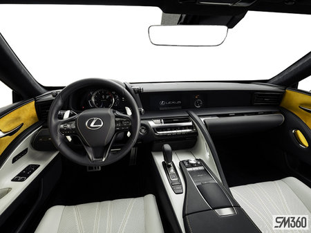 Lexus LC 500 Inspiration Series 2019 - photo 4