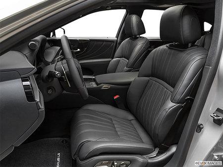 Lexus LS 500h BASE 500h 2019 - photo 1