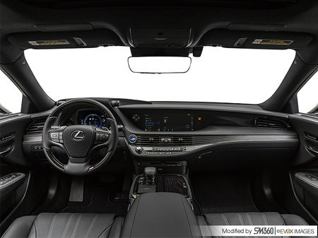 Lexus LS 500H 2019 - photo 4